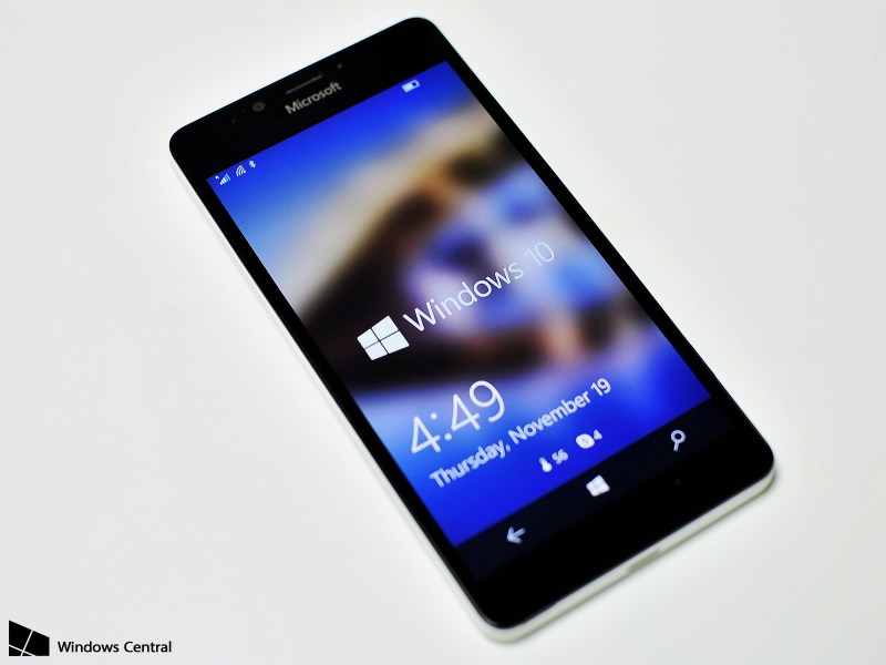 Windows 10 Mobile: Is your phone getting an upgrade?