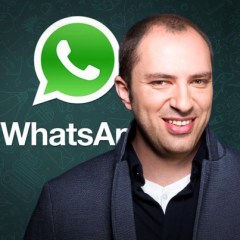 WhatsApp co-founder says company won't bow to pressure over access to encrypted messages