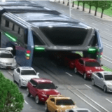 Sick of Traffic Jams – China's Hoverbus Could Just Be the Solution in 2017!