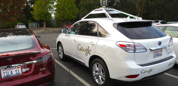 Google and Fiat Collaborate to Make Self-Driving Minivans