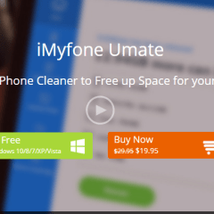 iMyfone Umate iPhone Memory Cleaner – Review & Giveaway Event