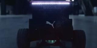 Puma BeatBot Wants You to Run Faster Than Usain Bolt