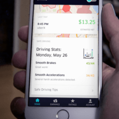 Uber could soon start tracking drivers as new safety features are announced