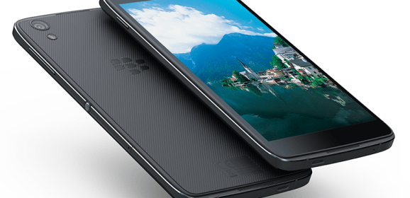 BlackBerry's DTEK50 is the 'world's most secure' Android smartphone