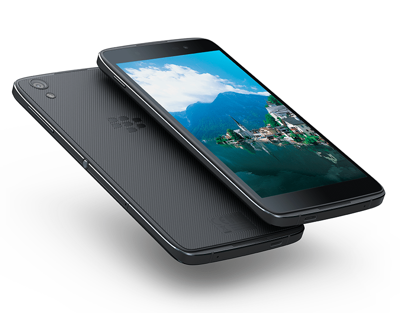 BlackBerry's DTEK50