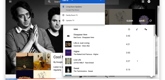 Google Cast now built fully into Chrome—extension no longer required