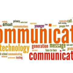 Evolution of communication in the workplace [Infographic]