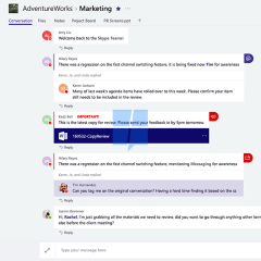 "Microsoft plans to rival Slack with ""Skype Teams""—a new group chat app"