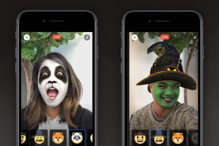 "Facebook launches ""Masks;"" augmented reality selfie lenses for Live video"