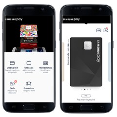 Samsung Pay users will soon be able to shop online with the service