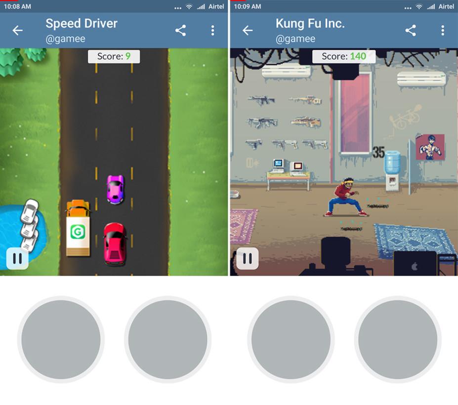 Telegram brings bot-powered games to its messaging app