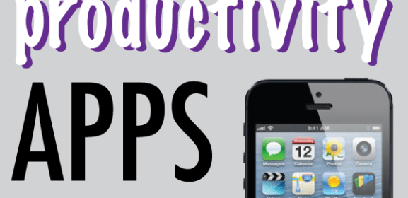 5 Lesser Known iPhone Apps for Better Productivity