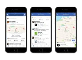 Facebook's new recommendation tool will help you discover new places, events, and more