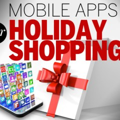 4 Apps to Get a Head Start on Holiday Shopping