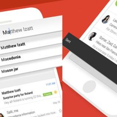 Gmail for iPhone has a new design, and is a lot faster