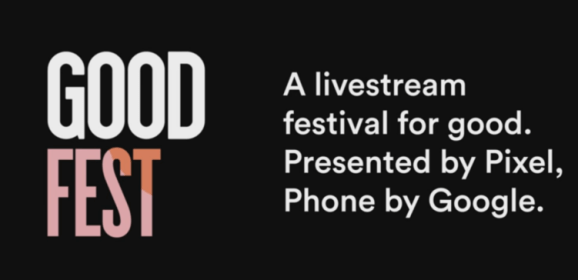 Google launches its own music festival called 'Good Fest'