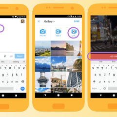 Twitter's latest update lets you broadcast live video from within its app