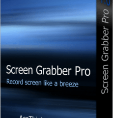 AceThinker Screen Grabber Pro – Review and Giveaway