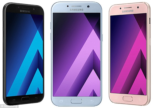 Samsung's new Galaxy A is here