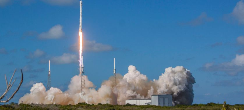 SpaceX Launches Months After Explosion On Launchpad