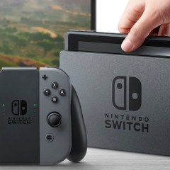 Nintendo Switch will be available for limited pre-orders