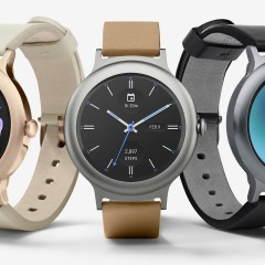 LG has new smartwatches with the anticipated Android Wear 2.0