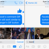 Facebook confirms that it's testing GIF button for comments