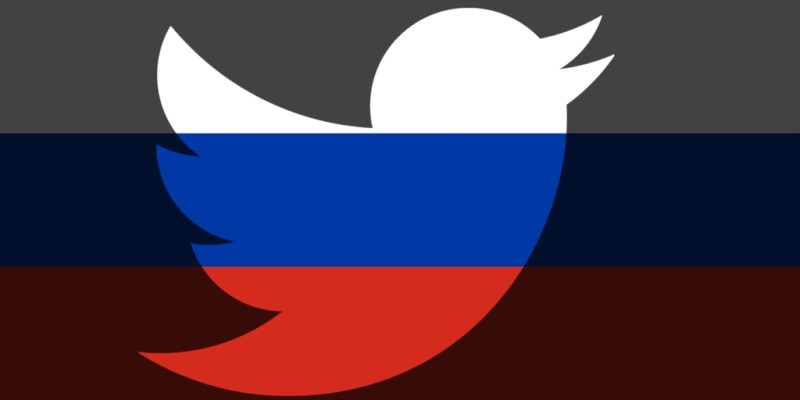 Twitter and russia