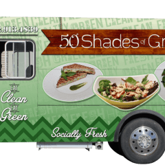 Food truck business is next booming industry [Infographic]