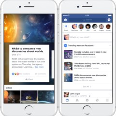 Facebook's latest changes make it easier to spot trending topics