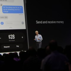 Apple will now let you send and receive money on iMessage via Apple Pay