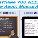 A to Z about mobile apps [Infographic]