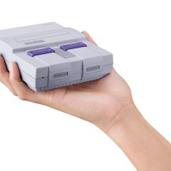 Nintendo will release a mini Super Nintendo  Entertainment System