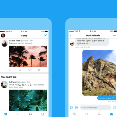 Twitter makes sweeping changes to its iOS apps