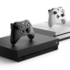 Xbox One X is Microsoft's new powerful game console