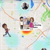 Snapchat Adds Snap Map To Share Current Location