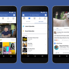 "Facebook reinvents TV shows with a new video platform called ""Watch"""