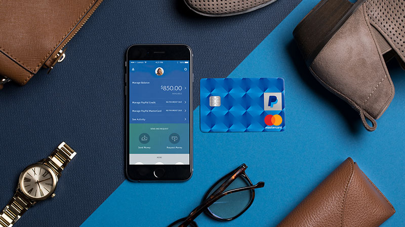 PayPal Cashback Card