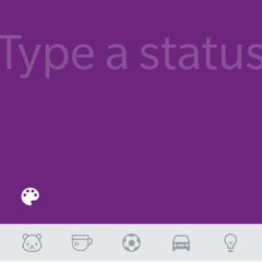 WhatsApp beta version 2.17.291 brings Facebook-like colored text status