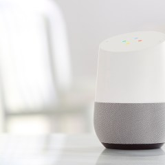 Google has plans to release a small version of Google Home