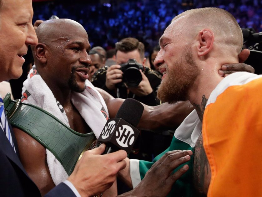 Millions Illegally Watched Mayweather-McGregor Fight Through Free Live-Streaming Apps
