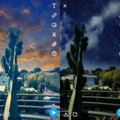 Snapchat adds Sky-themed filters to its growing lists of filters