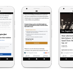 Facebook is adding paywalls to Instant Articles on mobile