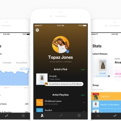 'Spotify for Artists' is a new app that puts artists in charge on Spotify