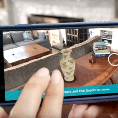 Amazon launches AR View to help users visualize online products