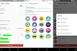 Google adds group chat control and selfie clip feature to Allo