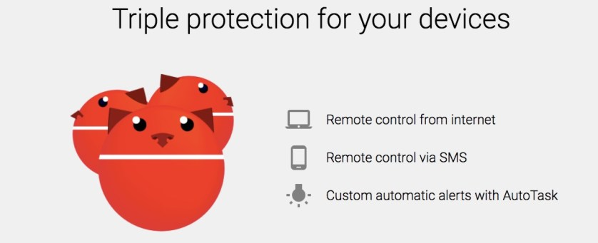 cerberus anti theft solution for android