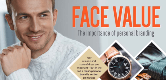 How face value influences personal branding [Infographic]