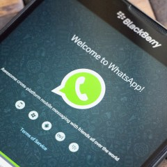 WhatsApp still working on BlackBerry 10 in spite of…