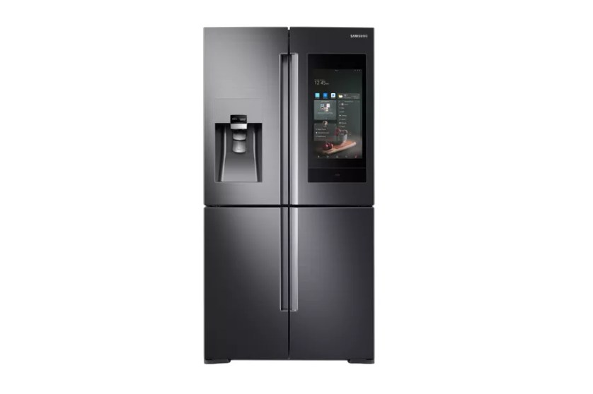 Samsung Adds Bixby To Its Smart Family Hub Refrigerator